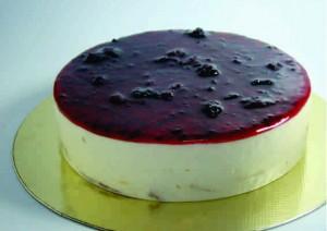 Cheesecake de panetone